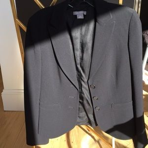 Black Ann Taylor jacket, size 0
